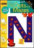 Dots & Mazes Preschool Step Ahead