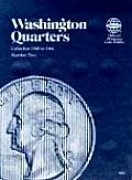 Coin Folders Quarters: Washington, 1948-1964 (Official Whitman Coin Folder)