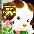Poky Little Puppys Busy Counting Book