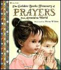 Golden Books Treasury Of Prayers From Ar