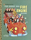 The Great Big Fire Engine Book (Big Little Golden Books)