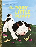 The Poky Little Puppy (Big Little Golden Books)