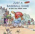 Just A Baseball Game Little Critter