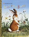 Home for a Bunny (Big Little Golden Books)