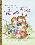 The Friendly Book (Big Little Golden Books)