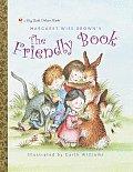 The Friendly Book (Big Little Golden Books)