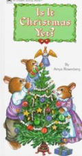 Is It Christmas Yet Board Book