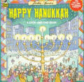 John Speirs Happy Hanukkah a Look & Find Book