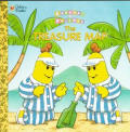 Bananas in Pajamas: The Treasure Map