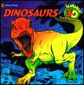Dinosaurs: Monsters of the Past (With 3-D Glasses)