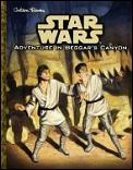 Adventure in Beggars Canyon Star Wars