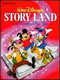 Disney Walt Disneys Story Land 55 Favorite Stories Adapted From Walt Disney Films