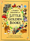 A Family Treasury of Little Golden Books: 46 Best-Loved Stories