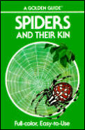 Spiders & Their Kin Cover