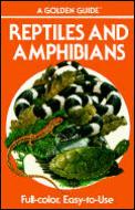 Reptiles & Amphibians Golden Guide