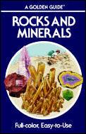 Rocks & Minerals Golden Guide