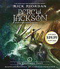 Percy Jackson and the Olympians #01: The Lightning Thief Cover
