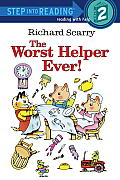 The Worst Helper Ever (Step Into Reading: a Step 2 Book)