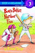Beans Baker, Number 5 (Step Into Reading: A Step 3 Book) Cover