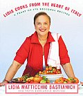 Cooking from the Heart of Italy A Feast of 185 Regional Recipes