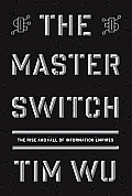 The Master Switch: The Rise and Fall of Information Empires (Borzoi Books) Cover