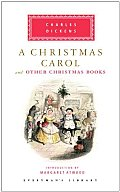 A Christmas Carol and Other Christmas Books Cover