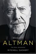 Robert Altman: The Oral Biography Cover