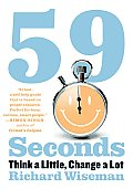 59 Seconds: Think a Little, Change a Lot Cover