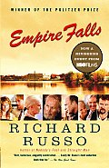 Empire Falls (HBO Tie-In) Cover
