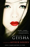 Memoirs of a Geisha (Vintage Contemporaries) Cover
