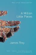 A Million Little Pieces Cover