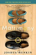 Matrimony (Vintage Contemporaries) Cover