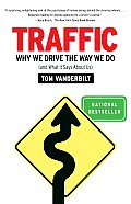 Traffic: Why We Drive the Way We Do (and What It Says about Us) (Vintage) Cover