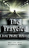 The Traveler: A Novel (Fourth Realm Trilogy #01) Cover