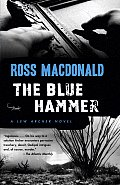 The Blue Hammer (Vintage Crime/Black Lizard) Cover