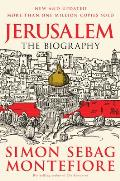 Jerusalem: The Biography (Vintage) Cover
