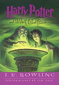 Harry Potter 06 & The Half Blood Prince Audio