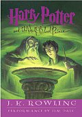 Harry Potter #06: Harry Potter and the Half-Blood Prince Cover