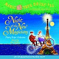 Magic Tree House Collection #35: Night of the New Magicians