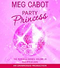 Princess Diaries #07: Party Princess (Lib)(CD)