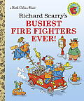 Busiest Fire Fighters Ever Cover