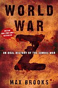 World War Z 1st Edition Cover