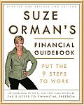 Suze Orman's Financial Guidebook: Put the 9 Steps to Work Cover