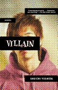 Villain: A Novel Cover