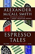 Espresso Tales: A 44 Scotland Street Novel (2) Cover