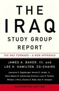 The Iraq Study Group Report: The Way Forward - a New Approach Cover