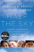 Half the Sky: Turning Oppression Into Opportunity for Women Worldwide (Vintage) Cover