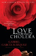 Love in the Time of Cholera (Vintage International) Cover