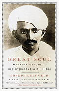 Great Soul: Mahatma Gandhi and His Struggle with India (Vintage) Cover