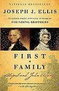First Family: Abigail and John Adams (Vintage) Cover